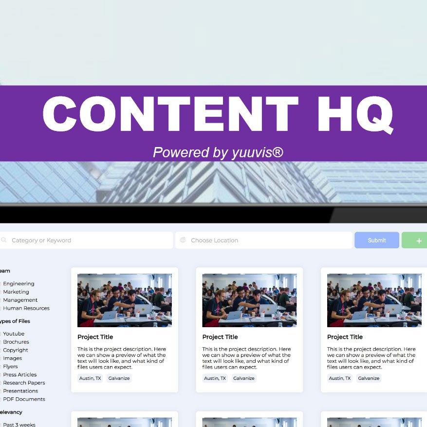 Content HQ Logo