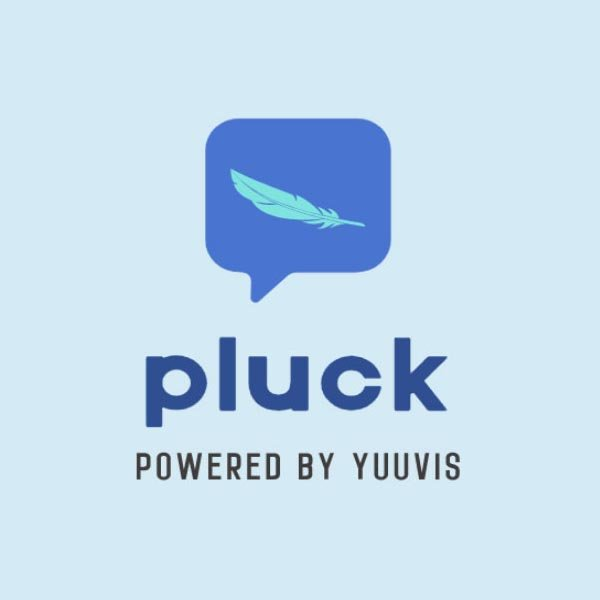 Pluck Logo