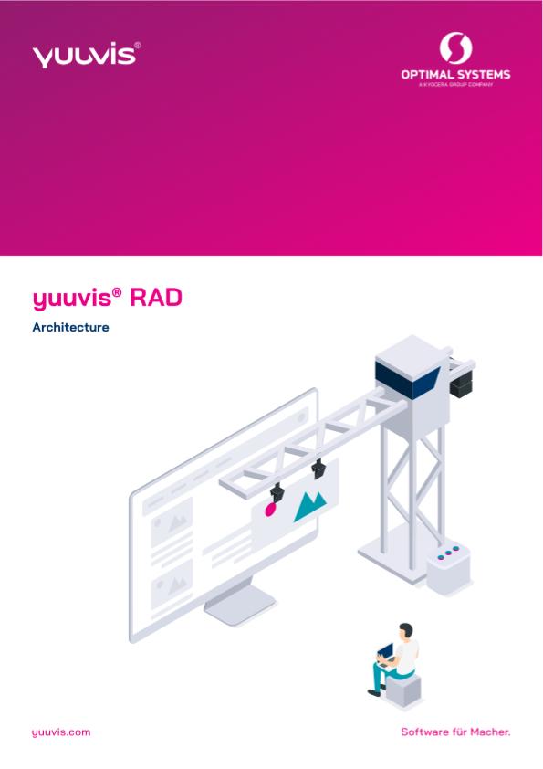 Cover: Vorschau: yuuvis® RAD –Architecture