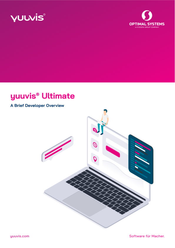 Cover: yuuvis® Ultimate –A Brief Developer Overview