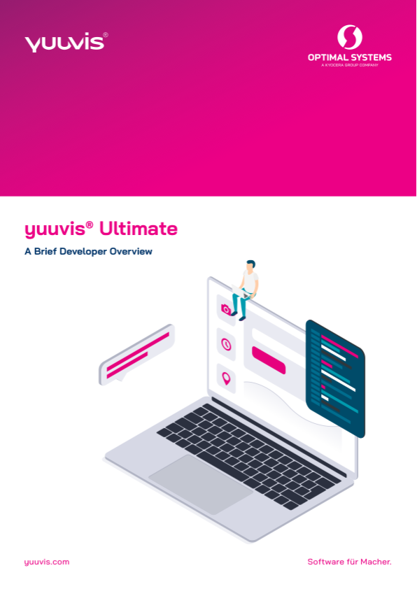 Title page yuuvis® Ultimate Developer Overview